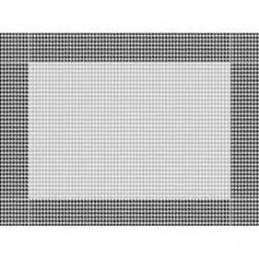 MANTELITO 30X40.45GR DECOR. NEGRO (NE) - CJ 500UND