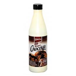 SIROPE CHOCOLATE MERRY BOTELLA 1.2KG