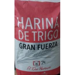 HARINA 000 GRAN FUERZA DUO HARINERO 3KG - (POSIBILIDAD DE 25KG)