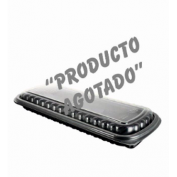 ENV.PP COSTILLAR 422x180x59mm CJ/80U CON TAPA PET