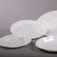 Platos plástico