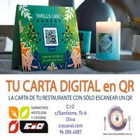 Cartas digitales en QR
