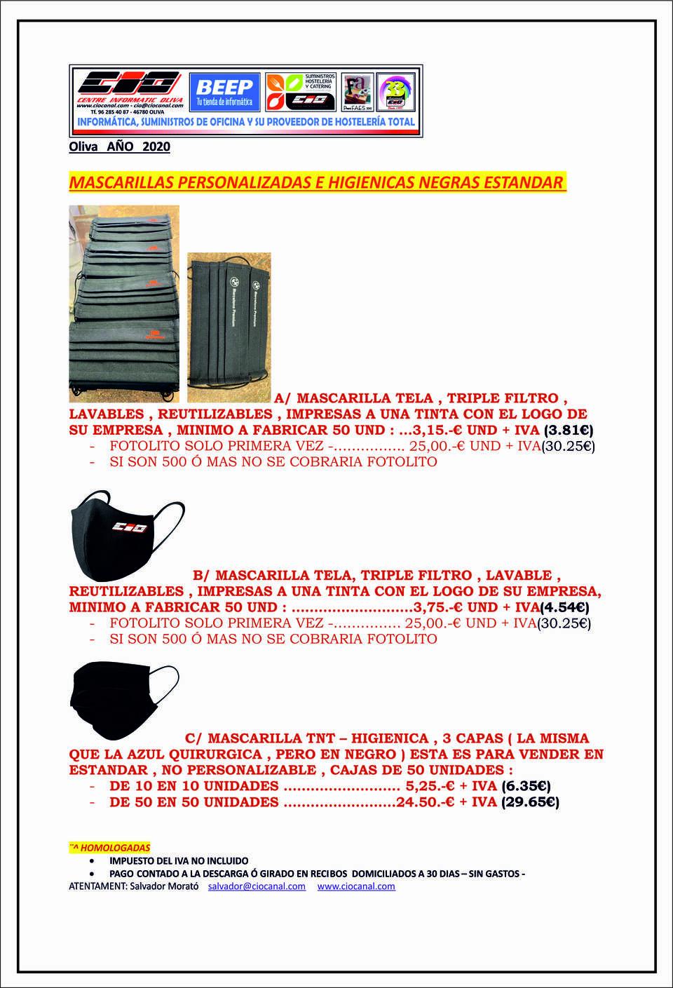 Productos higiénicos hostelería