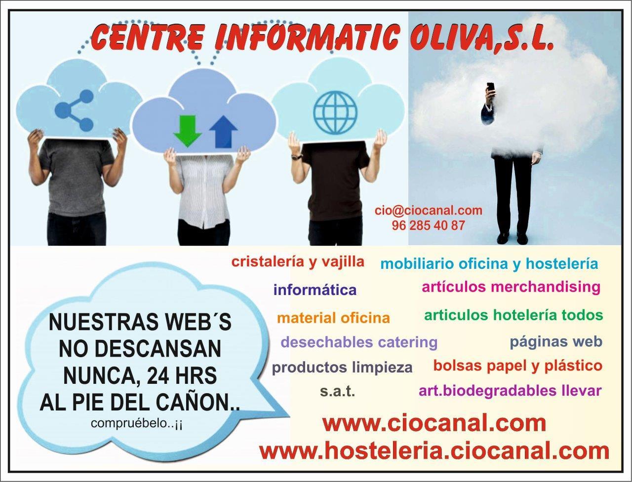 Desarrollo WEB en Oliva valencia